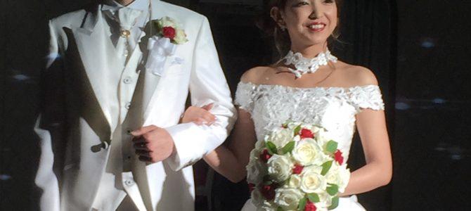 4月15日❤️真緒ちゃん❤️結婚式💒